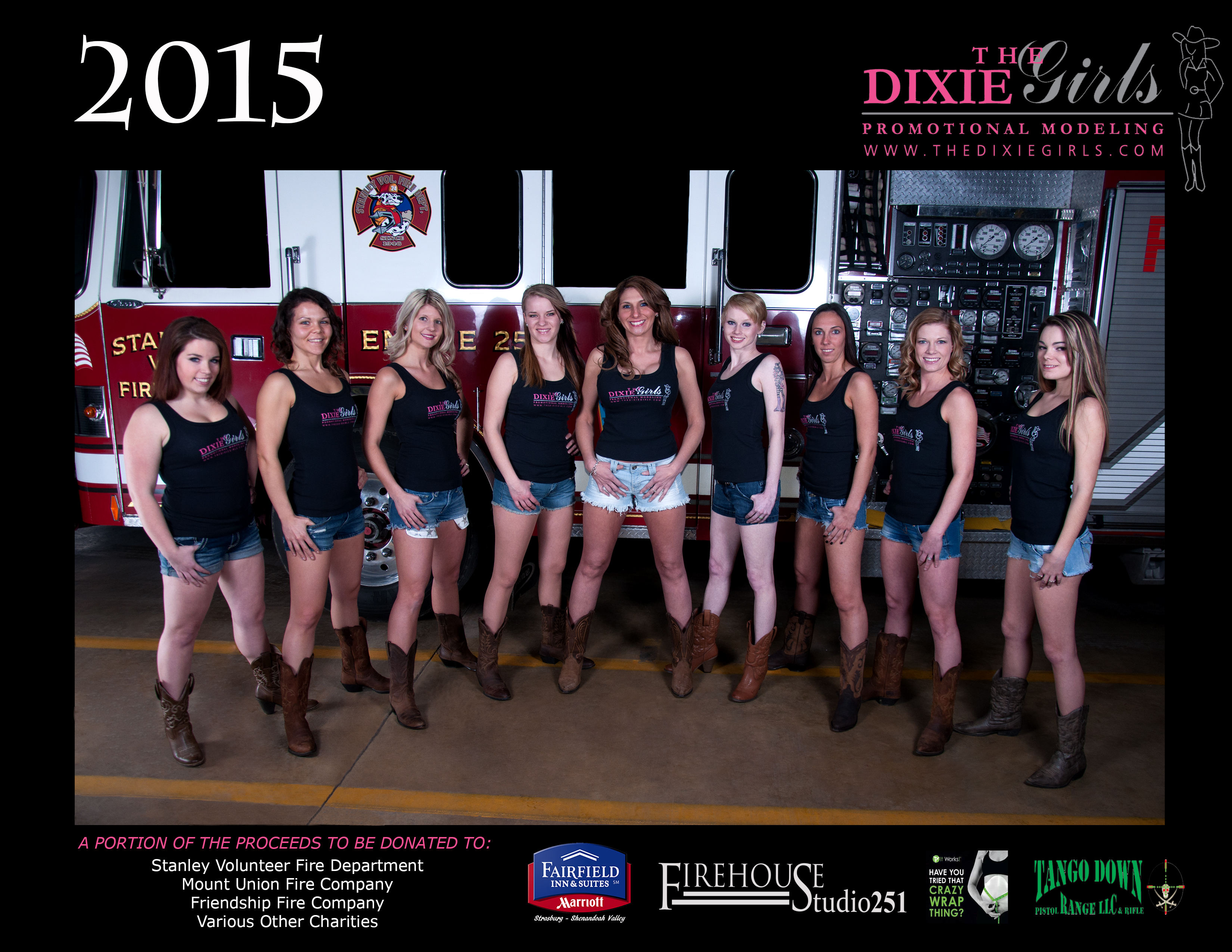 dixie girls Dixie is another word for the south the south is made up of the following states that made up the confederacy: texas, louisiana, mississippi, alabama, arkansas, tennessee, georgia, north and south carolina, virginia and florida.